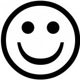 http://www.publicdomainpictures.net/pictures/50000/velka/smiley-silhouette.jpg
