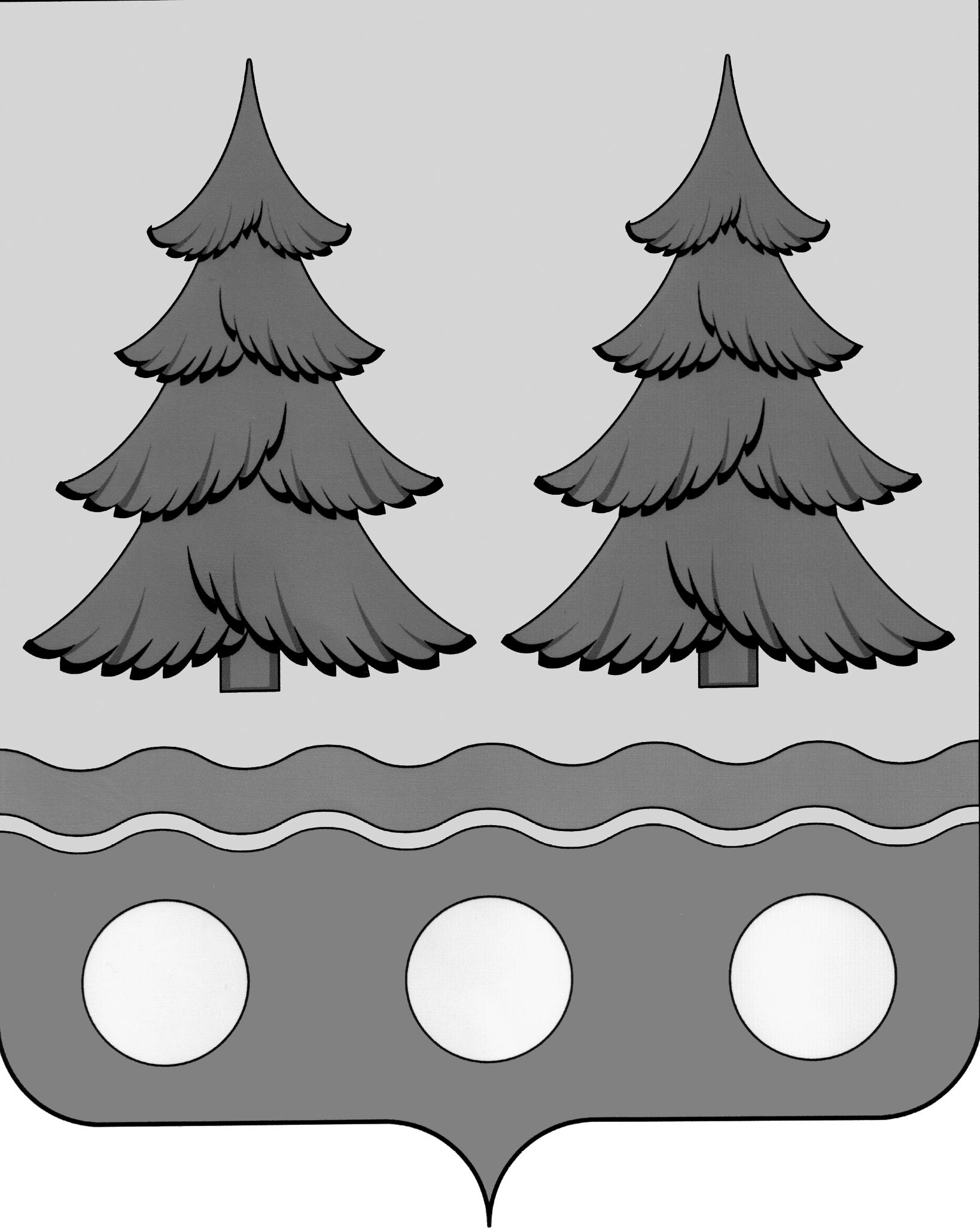 Герб Мазановского района (новый ч-б)