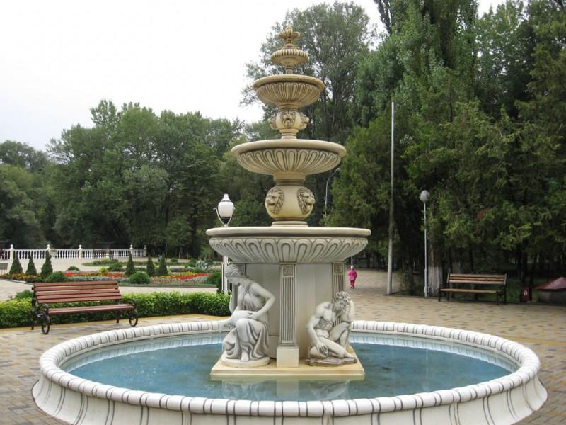 Парк культуры и отдыха «Зелёный остров», Черкесск
