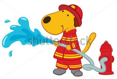 Картинки по запросу собака пожарник