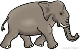 Картинки по запросу слон клипарт