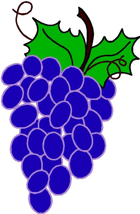 Анимационные картинки виноград